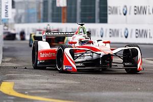 Formule E Résumé d'essais libres EL - Rosenqvist en tête malgré un accident