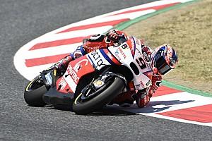 MotoGP Отчет о тренировке Петруччи стал быстрейшим в первой тренировке MotoGP в Ассене