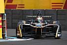 فورمولا إي غوتيريز يعترف بأنّ سباقه الأوّل في الفورمولا إي كان