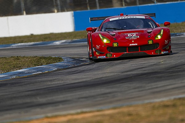 IMSA Doppio podio per la Ferrari alla 12 Ore di Sebring