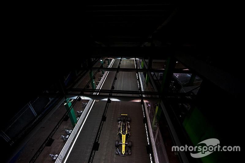 Гран Прі Сінгапуру у цифрах від Renault