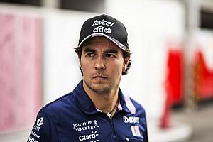 Formule 1 Actualités Sergio Pérez se mobilise après le séisme au Mexique