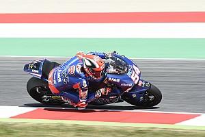 Moto2 Verslag vrije training Sterk optreden van Pasini in derde training Moto2