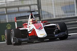 GP3 Race report GP3 Abu Dhabi: Albon kecelakaan, Leclerc raih titel meski gagal finis