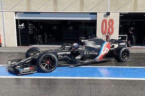 Kvyat, lastik testi için Paul Ricard'da piste çıktı