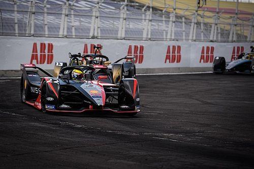 Puebla E-Prix: Rowland edges Wehrlein to take Sunday's pole