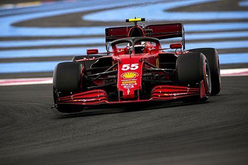 Sainz: ''Ferrari'nin yaşadığı lastik aşınması diğer takımlara kıyasla daha kötüydü''