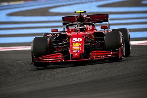 """Les pneus des Ferrari se sont dégradés """"deux fois plus vite"""""""