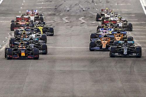 Des complications dans l'arrivée des courses sprint en F1