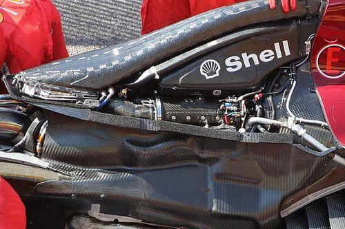 Ferrari запретили использовать моторы на полную мощность