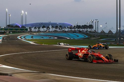 Abu Dhabi approves new F1 layout plan to improve racing