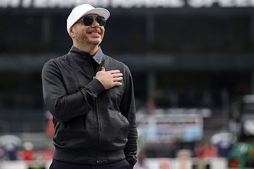 """Inspired by Pitbull, the """"revolution"""" sweeping through NASCAR"""