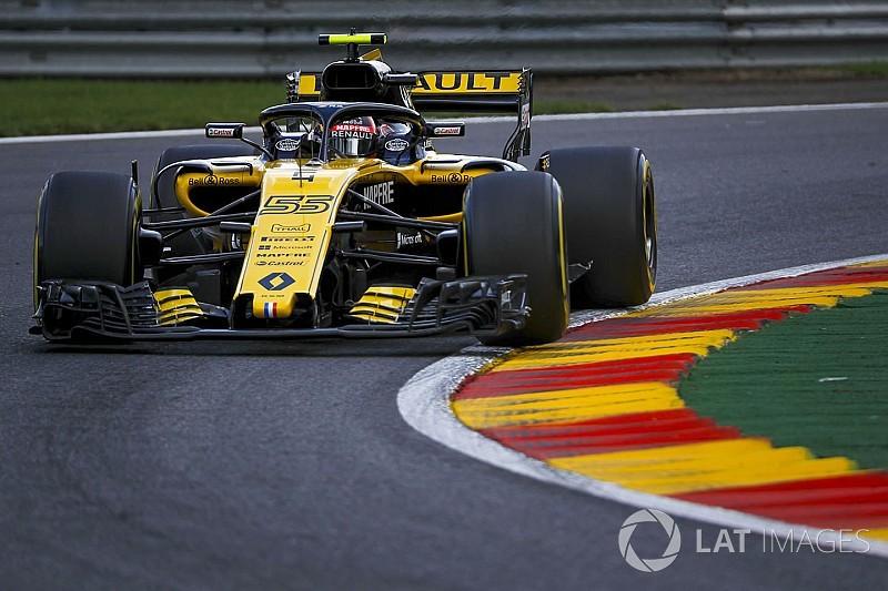 Sainz en Vandoorne lopen gridpenalty's op voor Belgische Grand Prix