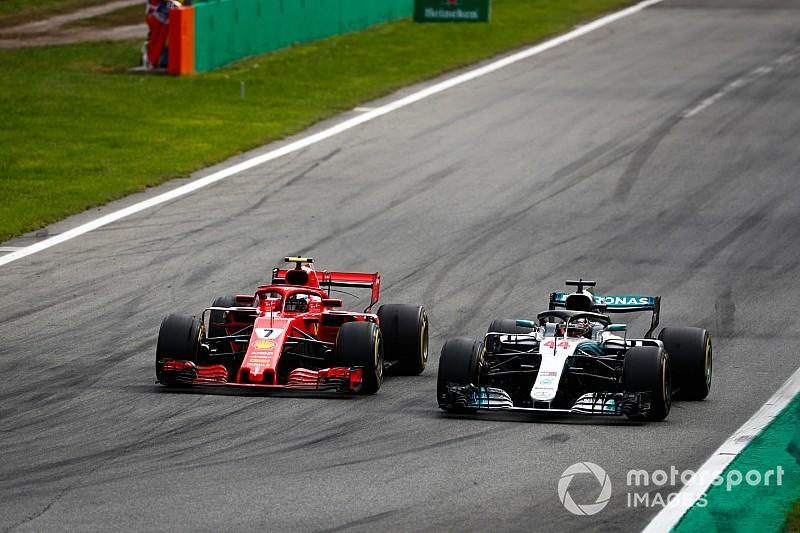 Stats - Hamilton et Räikkönen brillent à Monza
