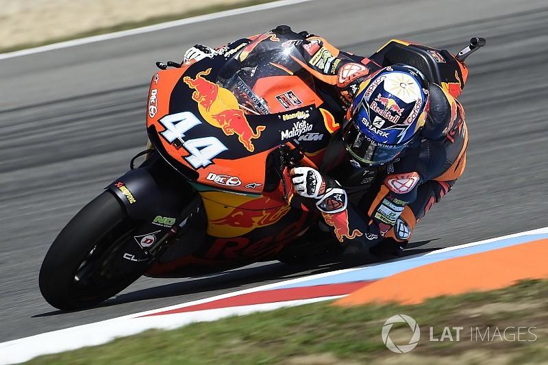 Oliveira derrota Marini na última curva e vence em Brno