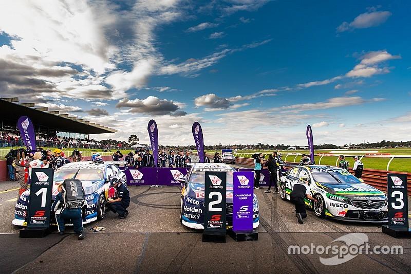 Van Gisbergen: Supercars title fight 'three against one'