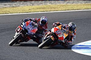 Musim 2019, Ducati waspadai Honda-Marquez