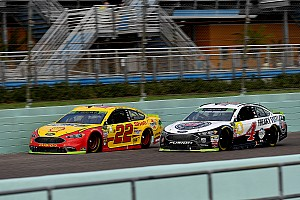 Fresh off a banner year in NASCAR, Ford Performance