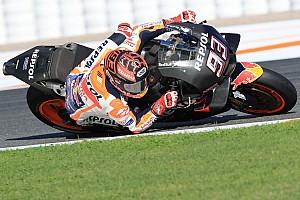 Valence, J2 - Márquez toujours en tête, chute de Zarco