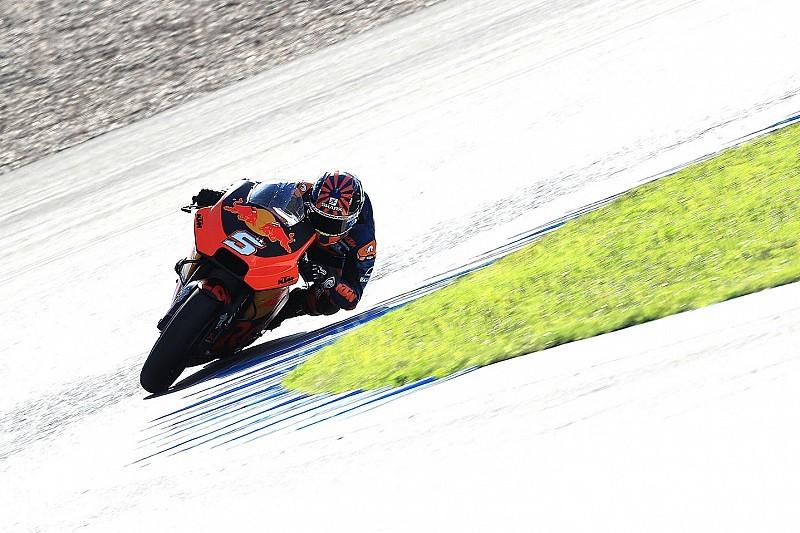 Зарко: Моя стабільність на KTM підтверджує мою успішну адаптацію