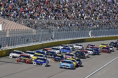 What time and channel is the NASCAR Cup race at Las Vegas today?