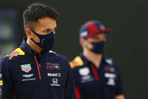 F1: Albon desmente boatos sobre pressão de Verstappen na Red Bull