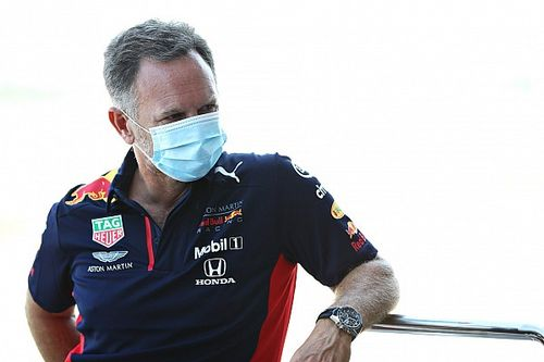 """Horner: """"Gőzöm sincs, Lewisnak miért kellett odaszúrni a kerekét"""""""
