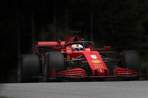 "Ferrari's qualifying struggles a ""surprise"" for Vettel"