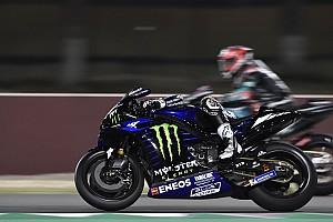 Test MotoGP Losail, Giorno 1: Vinales e Rins davanti alle Ducati, Lorenzo prende 2