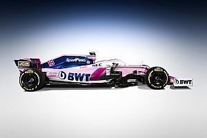 Галерея: усі боліди Racing Point та її попередниць у Формулі 1