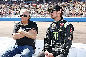 NASCAR Cup Breaking news Haas confident Kurt Busch will be back in 2018