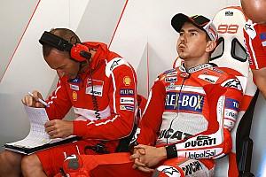 MotoGP BRÉKING Jorge Lorenzo sokkal rosszabb eredményre számított a Sachsenringen