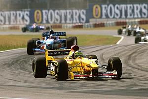 Formule 1 Diaporama Diaporama - Les plus jeunes pilotes sur un podium en F1