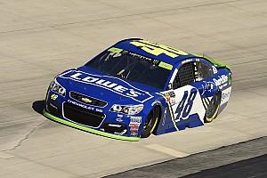 NASCAR Cup News NASCAR in Dover: Jimmie Johnson freut sich über Aufwärtstrend