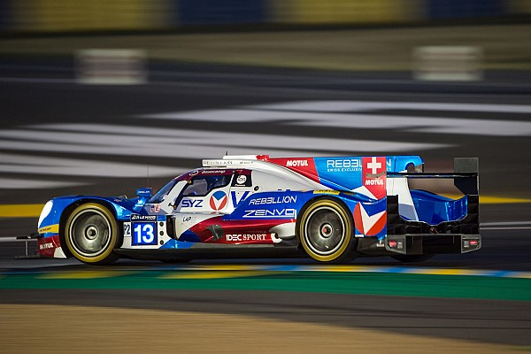 Le Mans Breaking news Rebellion accepts it made Le Mans