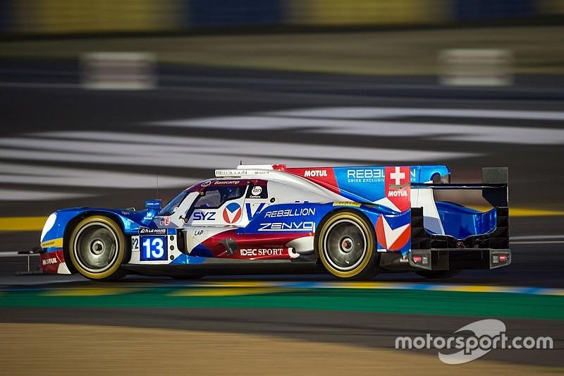 "Rebellion accepts it made Le Mans ""error of judgement"""