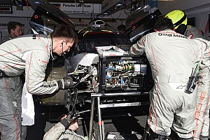 Le Mans Breaking news Hartley says Le Mans win owed to Porsche mechanics