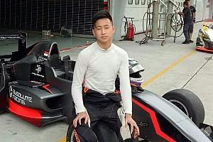 Other open wheel Laporan tes Awal positif Keanon Santoso kemudikan mobil Formula Masters