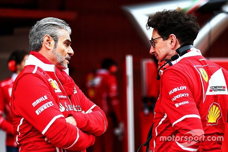 Ferrari: c'è il comunicato ufficiale con l'addio di Arrivabene e la promozione di Binotto
