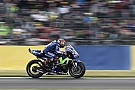 MotoGP Vinales aimed for last-corner overtake before Rossi error