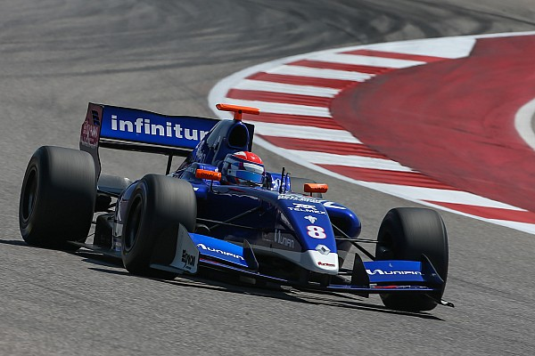 Fórmula V8 3.5 Relato da corrida Orudzhev vence corrida 2 em Austin; Fittipaldi abandona
