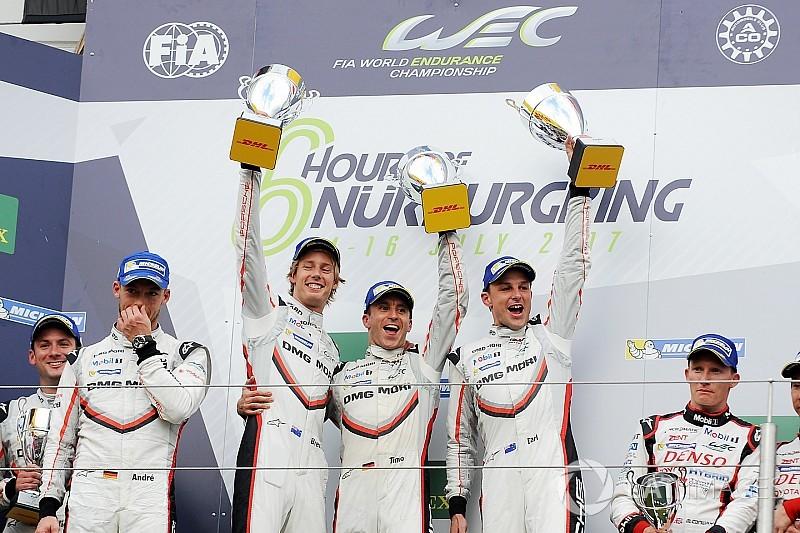Championnat - Les classements du WEC après le Nürburgring