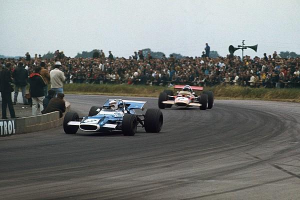 Formula 1 Stewart to drive title-winning F1 car at British GP