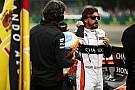Alonso tras otro abandono: