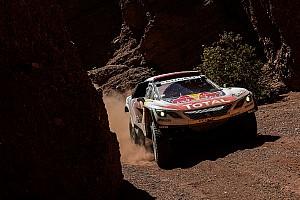 Dakar Stage report Dakar 2017, Stage 4: Despres leads, Loeb and Sainz hit trouble