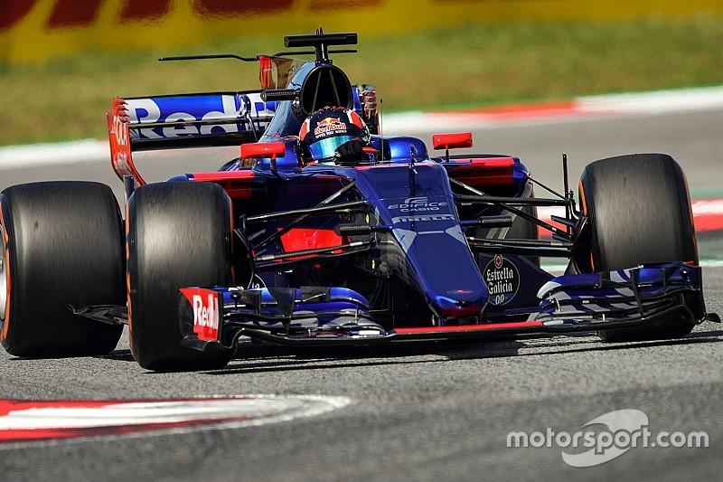 【F1】苦戦のクビアト「マシンが自分で勝手に動いているみたいだった」