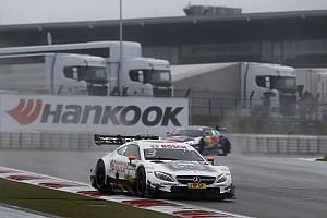 DTM Репортаж з практики DTM на Нюрбургринзі: ді Реста виграв друге тренування