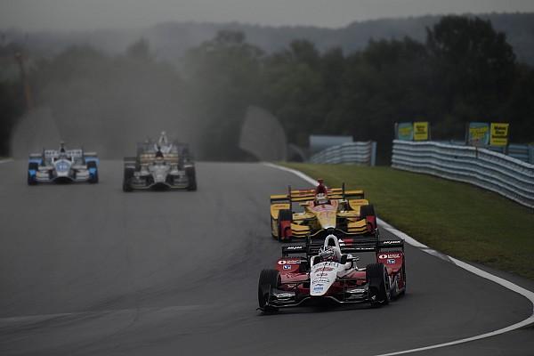 IndyCar 速報ニュース ファイアストン、新ウエットタイヤ投入。ダウンフォース減少に対応