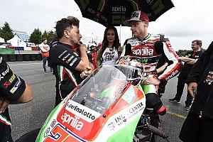 MotoGP Breaking news Lowes diperlakukan tidak adil, Crutchlow kritik Aprilia
