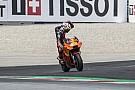 "MotoGP 【MotoGP】KTMのエスパルガロ、ホームでわずか1周リタイアに""激怒"""